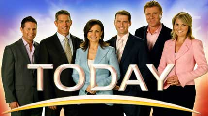 The Today Show Australia logo